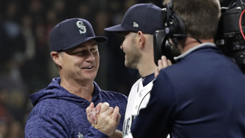 Manager Scott Servais says James Paxton is a 'really good fit' for Mariners rotation