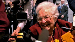 Sister Jean on being the star of the NCAA Tournament during Loyola Chicago's improbable run