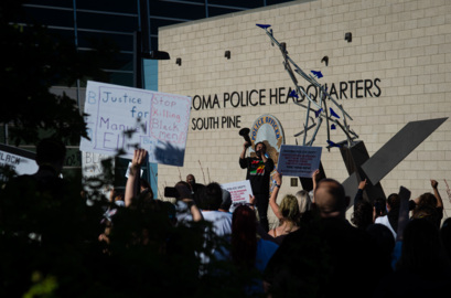 Why Black Lives Matter protests in Tacoma don't look anything like Seattle, Portland