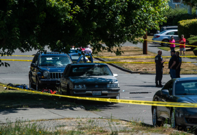Man shot by Tacoma police officer during traffic stop