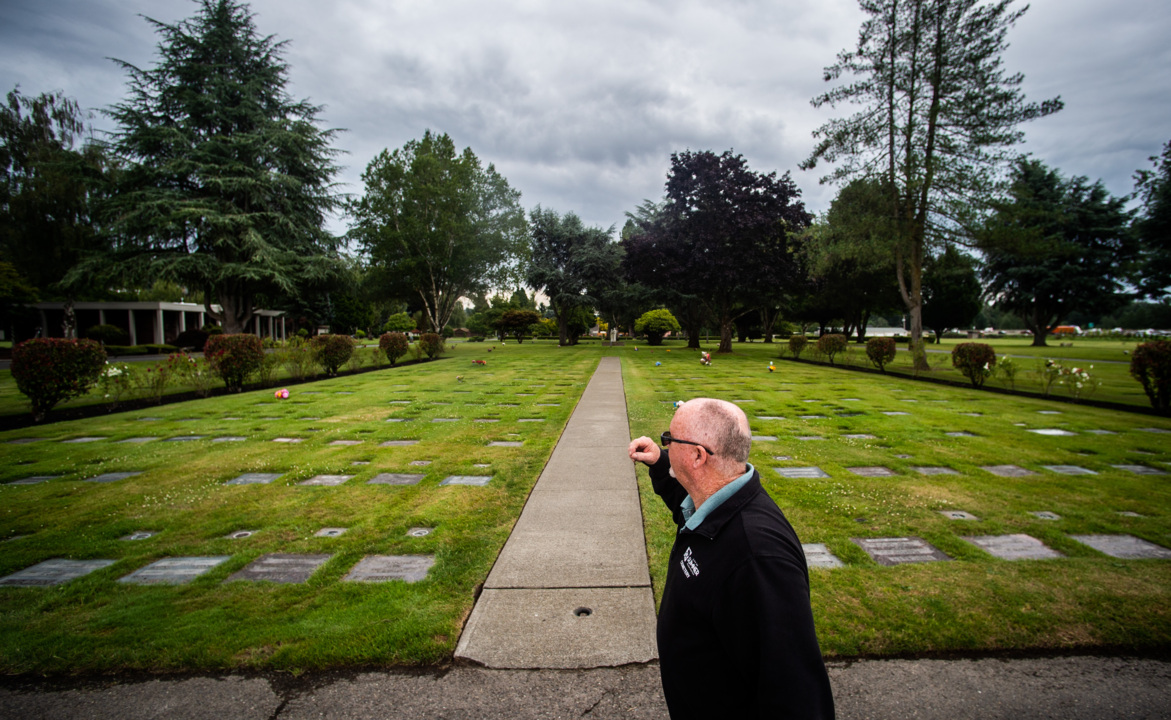 Sumner Cemetery markets unique features as others in Pierce County run out of space