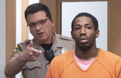 Suspect in fatal stabbing of Lakewood convenience store owner appears in court
