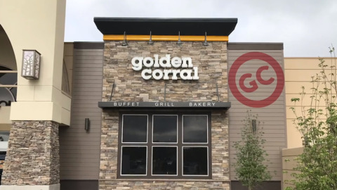 Puyallup's Golden Corral opened Wednesday. 'You name it, we've got it,' manager says