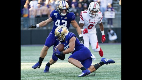 UW defensive backs coach Will Harris previews his group