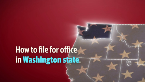 Here's who filed to run for office in Olympia, Lacey and Tumwater