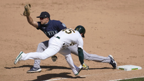 Mariners manager Scott Servais recaps 6-2 loss to A's