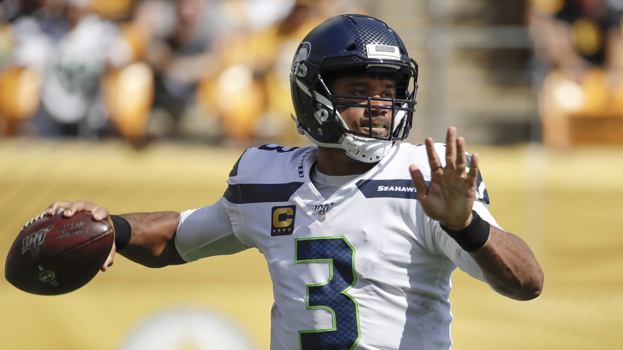 Pete Carroll sending Steeler's helmet hit on Russell Wilson's head to NFL for explanation