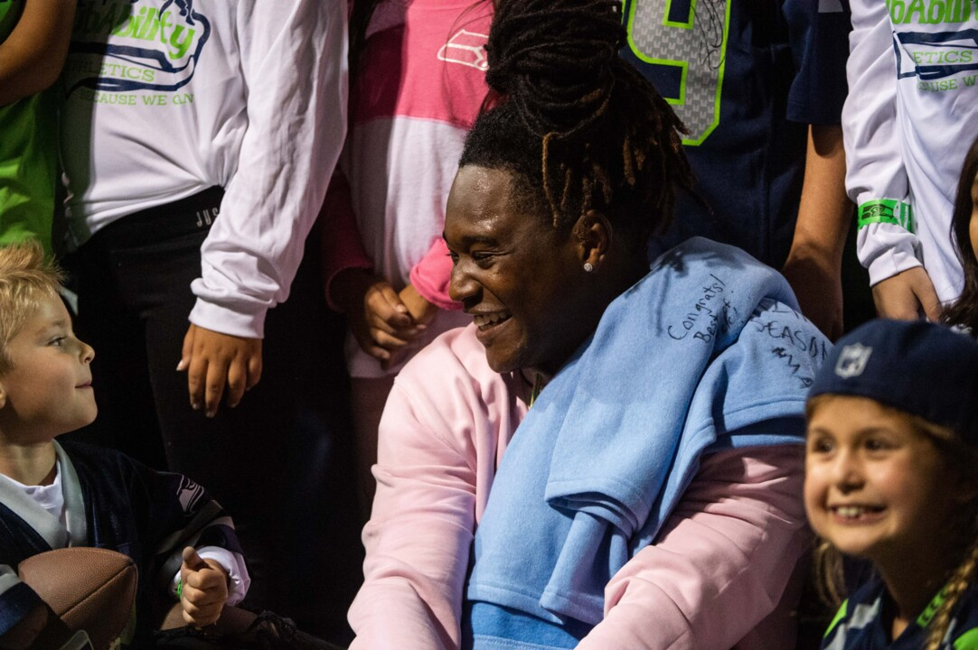 What Seahawks rookie Shaquem Griffin is most thankful for | Tacoma