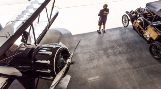 Flying antiques over Gig Harbor: Duo plans to open vintage plane display hangar