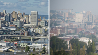 How smoky is it? Check out these before-and-after images