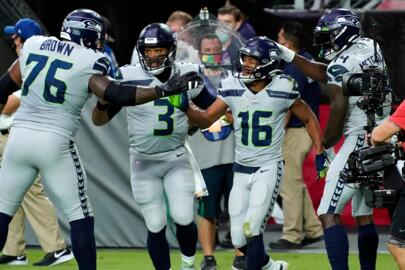 Tyler Lockett almost opted out of this COVID-19 season. Now he's making Seahawks history