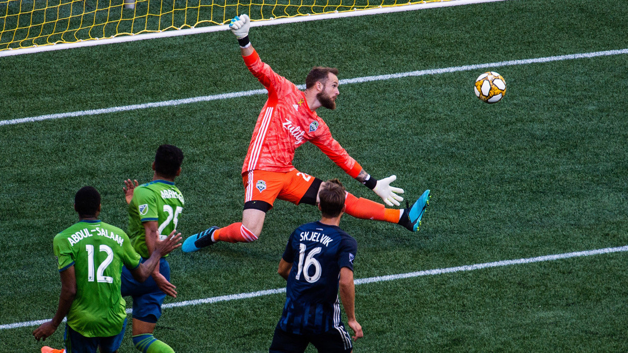 Reliable as always, Sounders goalkeeper Stefan Frei preparing for third MLS Cup