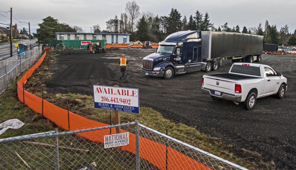 Company moves controversial Tacoma Link construction yard out of town