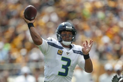 Why Russell Wilson admires pal Drew Brees: He says Saints icon paved his path to Seahawks
