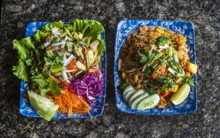 Some of Pierce County's best Thai food is inside this sports bar