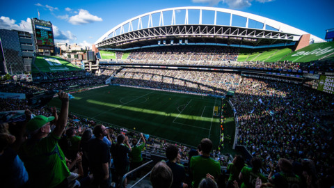 Can Sounders fans outscream Seahawks fans? They'll get a chance to during the MLS Cup