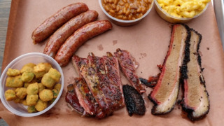 Stop and smell the brisket. BBQ2U is a meat lover's dream