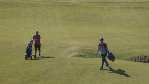 In time of social distancing, local golfers taking advantage of sport that promotes it