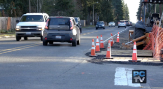 Shaw Road to close for construction of new center turn lane