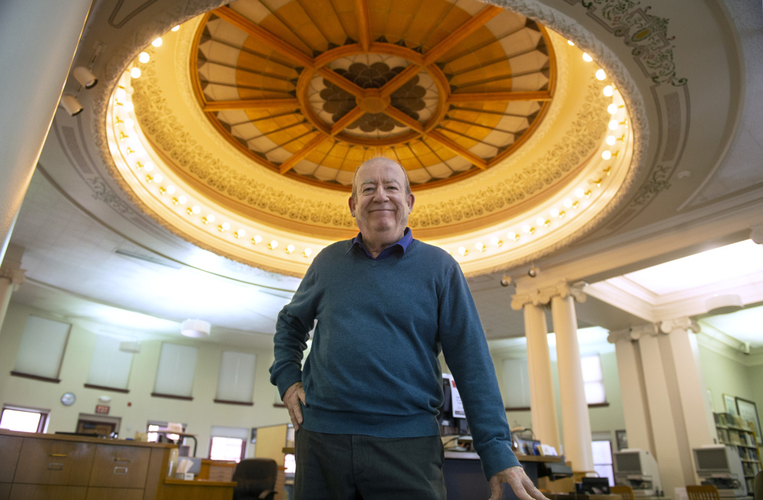 He spent years cataloging Tacoma's 'good, bad, ugly.' Now irreplaceable historian to retire