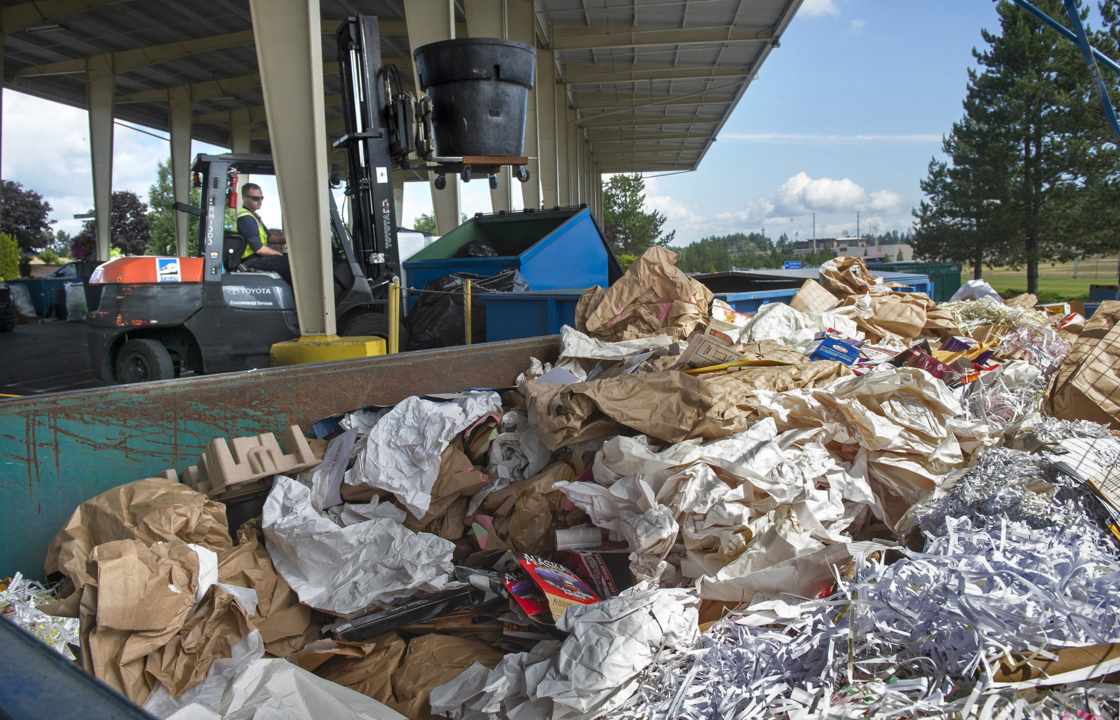 Gyrations in recycling market prompting changes, higher fees everywhere, including Tacoma