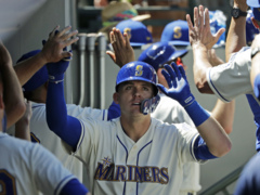 Ryon Healy on Mariners chemistry: 'That's why we're so good. Everyone genuinely cares about one another'