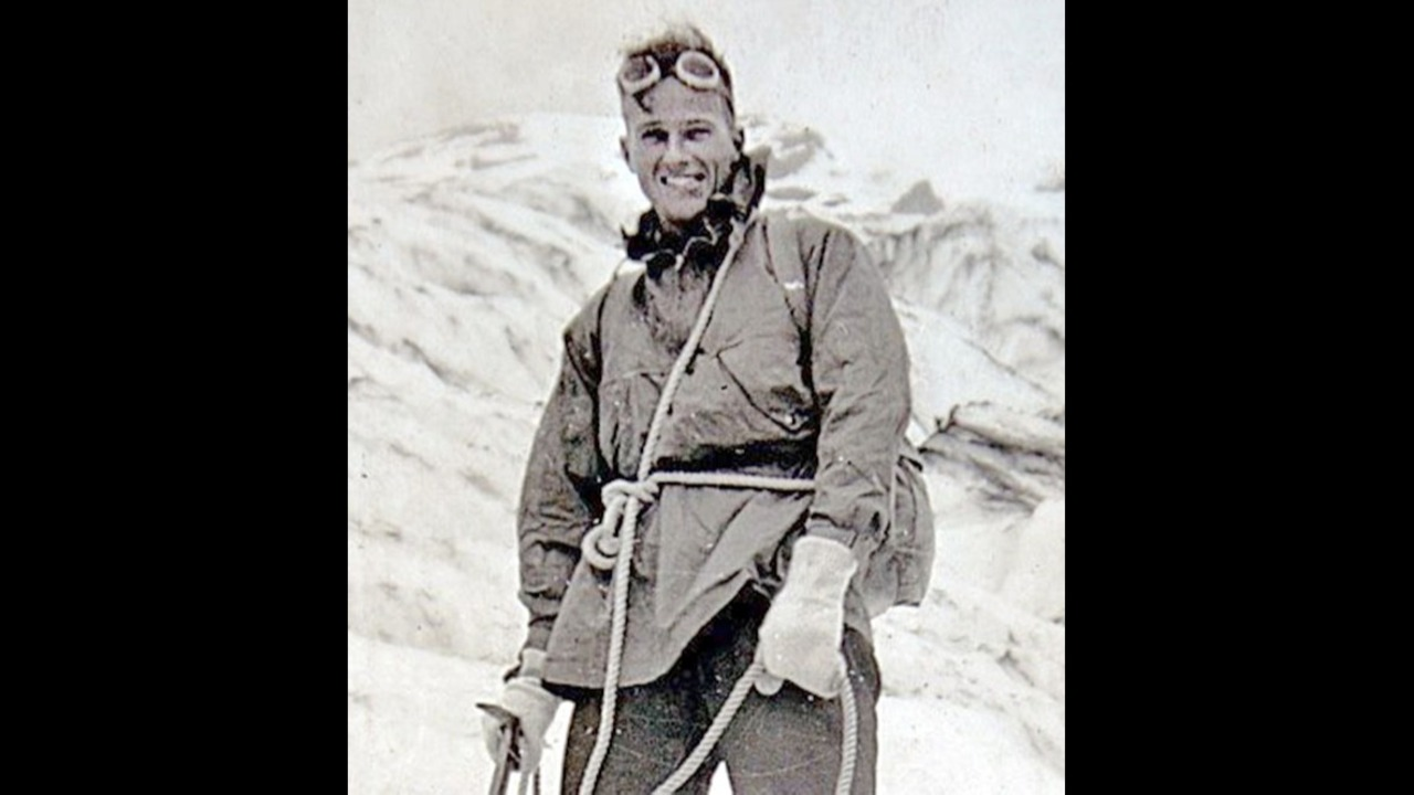 He literally wrote the book on climbing Mount Rainier. Legendary mountaineer dies at 101