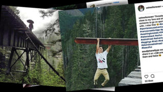 Climbing Vance Creek Bridge for a selfie is illegal, but that's not stopping anyone