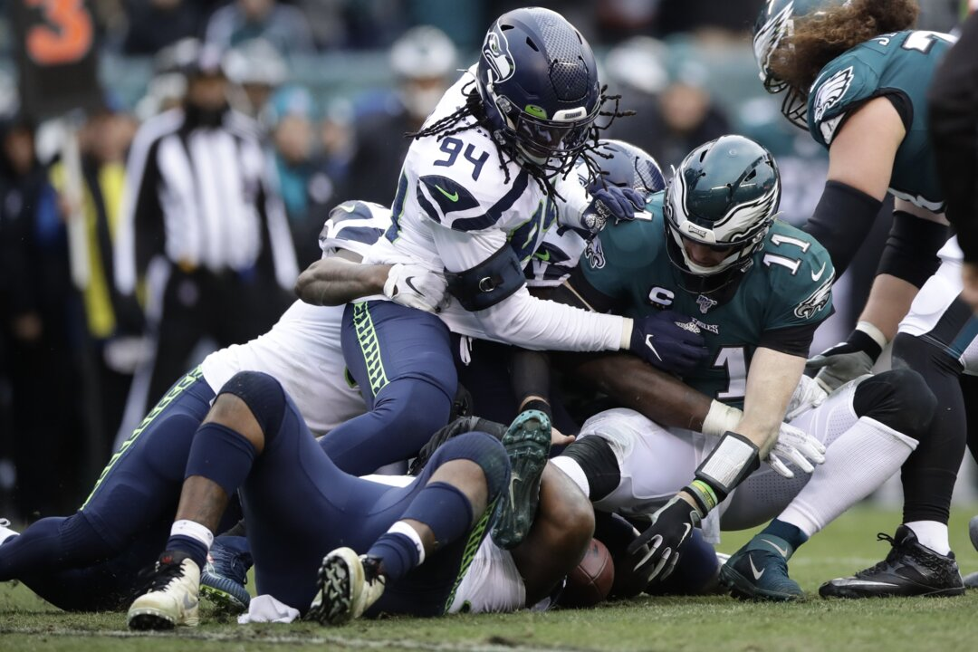 'How you win championships': Seahawks' suddenly improved pass rush is season-changing