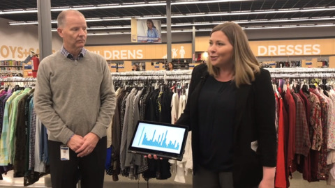 Goodwill increasing efficiency thanks to new software
