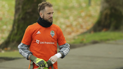 Sounders' Stefan Frei on the high of the 2016 MLS Cup win, the low of the 2017 loss and a big opportunity in 2019