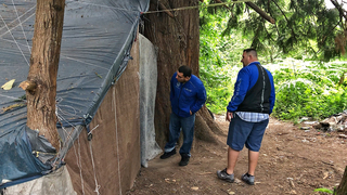 Seeking out the homeless along Puyallup's Foothills Trail