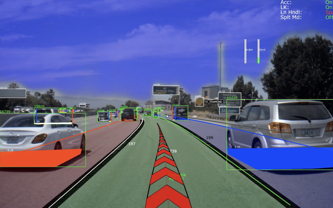 Nobody seems to know if self-driving cars are being tested on Washington roads
