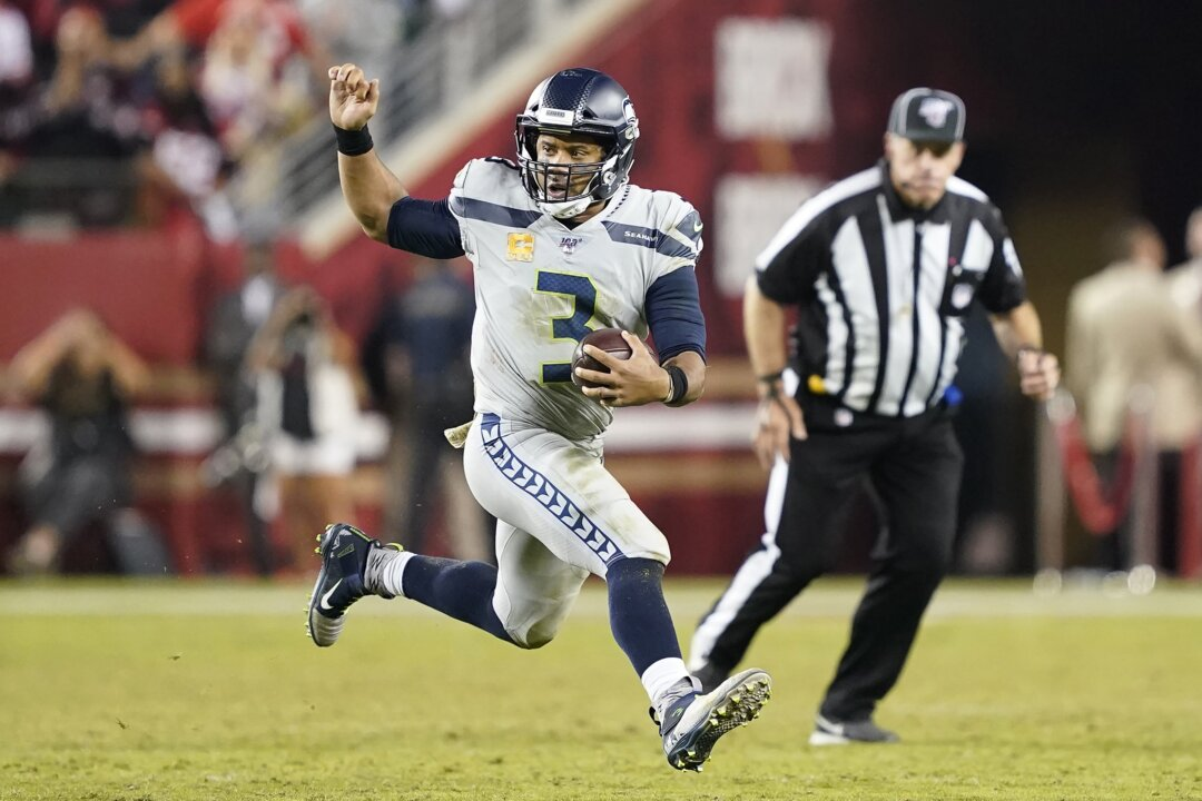 Carroll: NFL talking to Seahawks on officiating Russell Wilson differently than other QBs