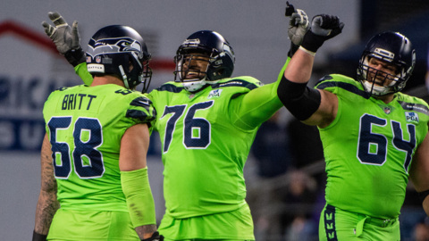 Duane Brown says Seahawks offense had to 'stay the course' against Vikings