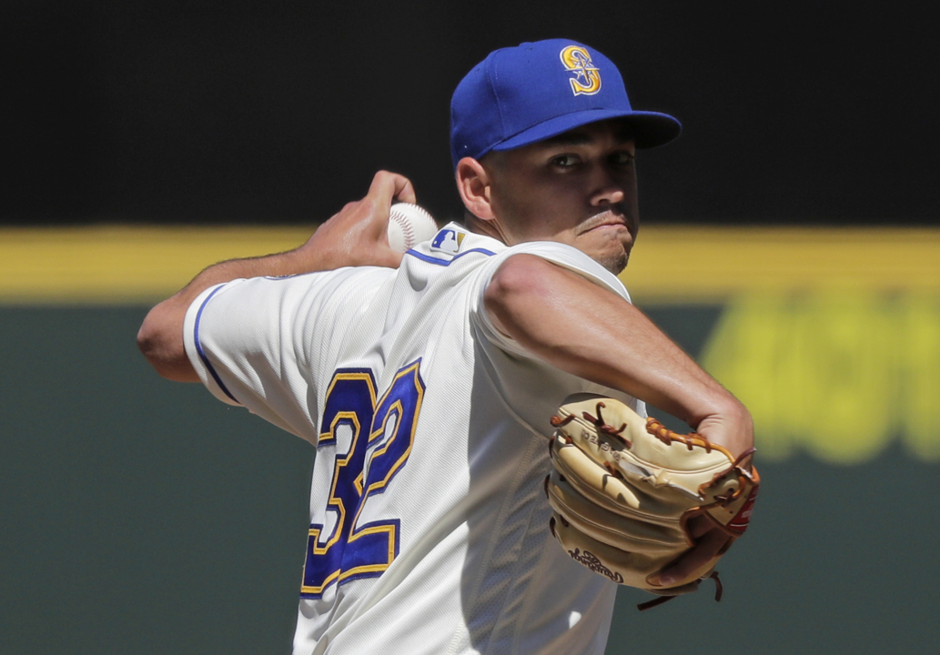 Marco Gonzales didn't know he had no-hitter going: 'It was probably good  for my psyche' | The Bellingham Herald