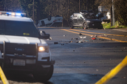 Man accused of vehicular homicide in high-speed wreck near South Hill