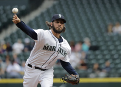 Christian Bergman made most of Mariners spot start, pitched seven shutout innings
