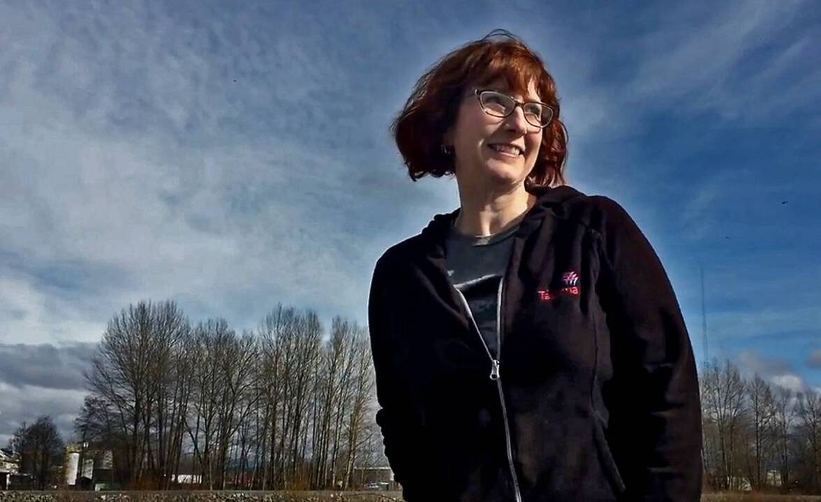 Port's staff biologist on watching hawks, eagles, salmon and other critters