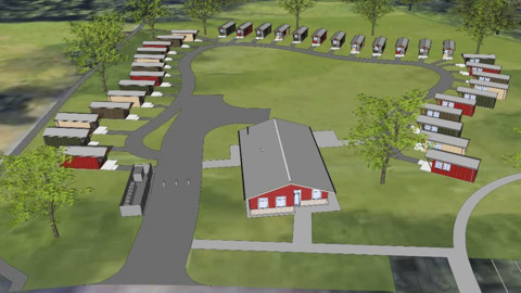 Tiny home village for homeless vets coming to Pierce County