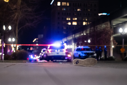 Tacoma police car plows through crowd of pedestrians gathered at downtown street race
