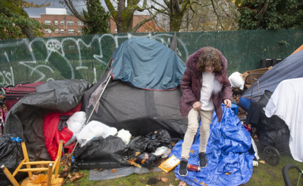 Deaths, unrest, growing encampments make it clear: Tacoma is failing the homeless
