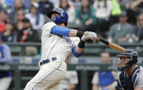 Mitch Haniger: 'He hung it and I was able to put a good swing on it'