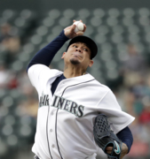 Key for Felix Hernandez in sharp outing vs Red Sox: 'Go out there and be me, get aggressive'