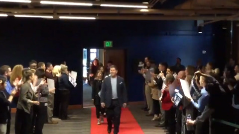 'The journey has been amazing.' Mariners give Martinez red-carpet treatment as newest Hall of Famer