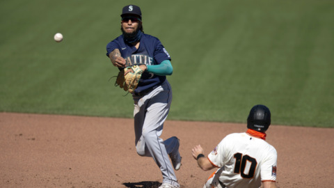 Mariners manager Scott Servais recaps 6-4 loss to Giants