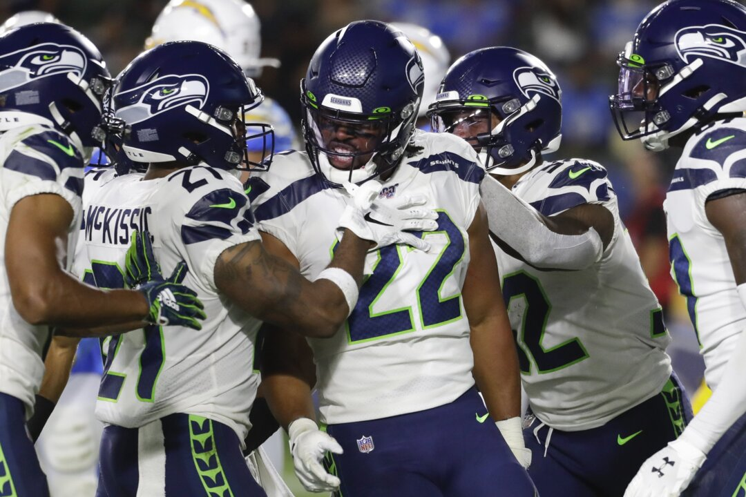 Seahawks suddenly need C.J. Prosise--remember him?--for perhaps his last of many chances