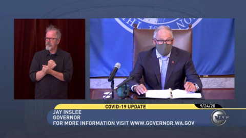 Inslee announces new air travel protocols