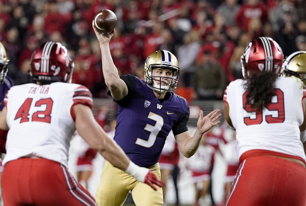 new product 719fc 9deb8 QB Jake Browning, UC Davis WR Keelan Doss sign NFL contracts ...