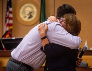 25 years of drug court brings 2,000 graduations, a gospel ensemble, many thank yous to Pierce County courthouse